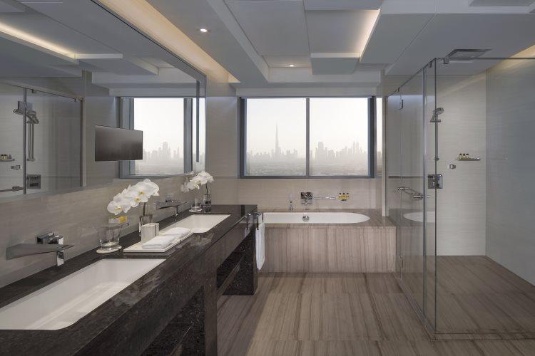 Hyatt Regency Dubaï Creek Heights - Suite - Salle de bains