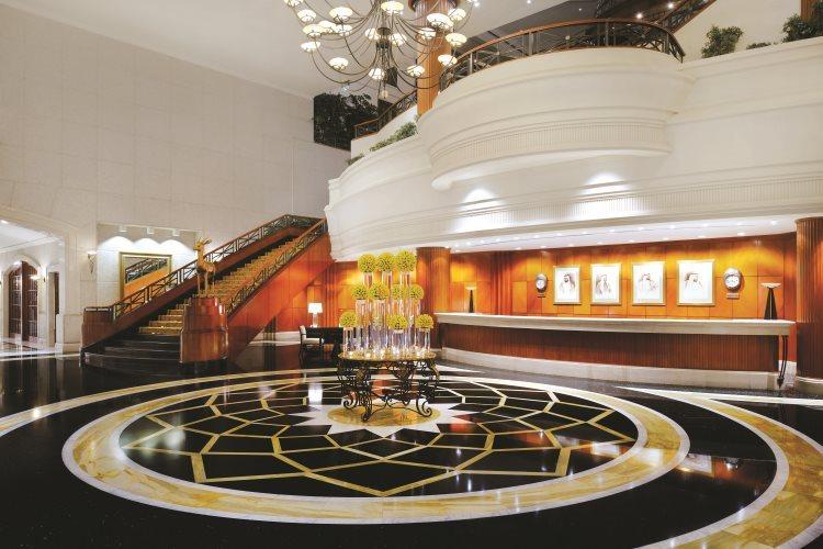 JW Marriot Dubaï - Lobby