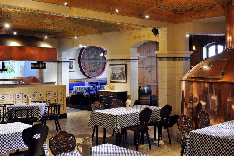 JW Marriot Dubaï - Restaurant Hofbrauhaus