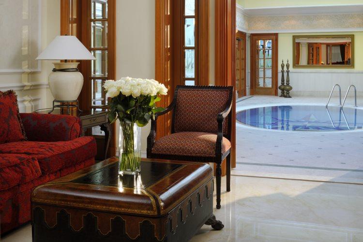 JW Marriot Dubaï - Suite Royale