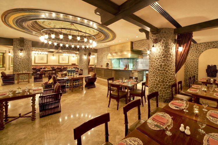 Jood Palace Dubaï - Restaurant Al Waha