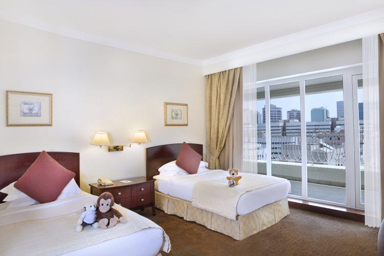 Jood Palace Dubaï - Appartement - Chambre double