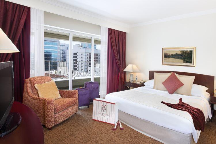 Jood Palace Dubaï - Appartement - Chambre principale