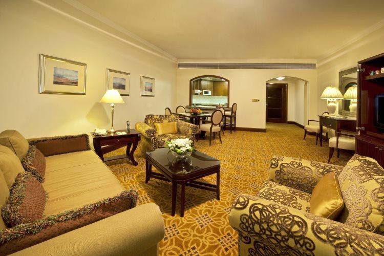 Jood Palace Dubaï - Appartement - Salon
