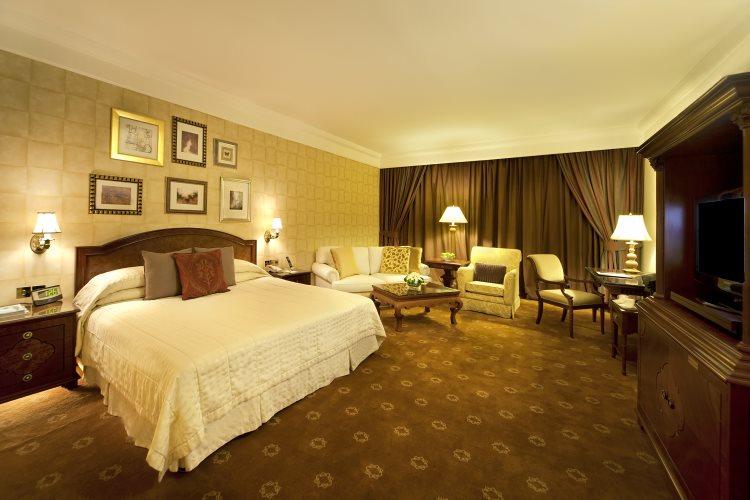 Jood Palace Dubaï - Chambre Club