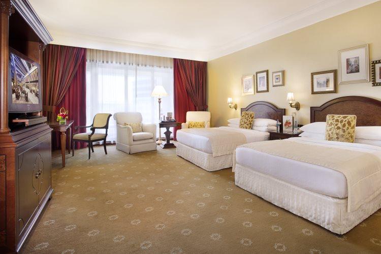 Jood Palace Dubaï - Chambre Premium