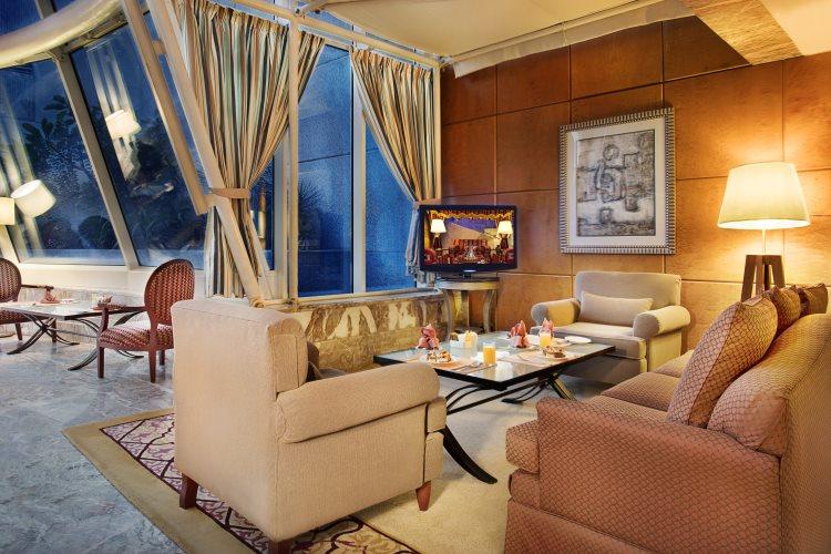 Jood Palace Dubaï - Club Lounge
