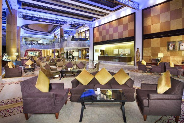 Jood Palace Dubaï - Lobby