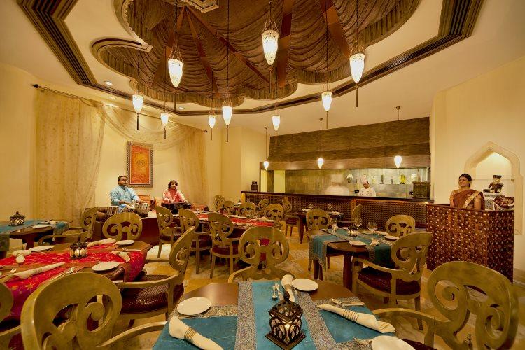 Jood Palace Dubaï - Restaurant Handi