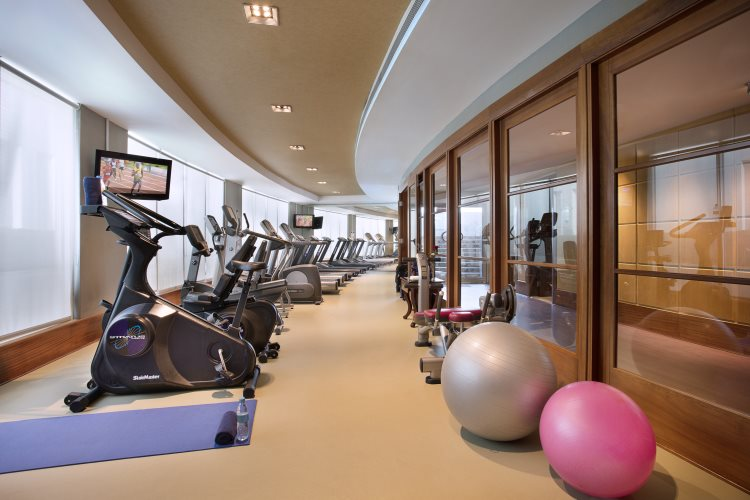 Jood Palace Dubaï - Salle de gym