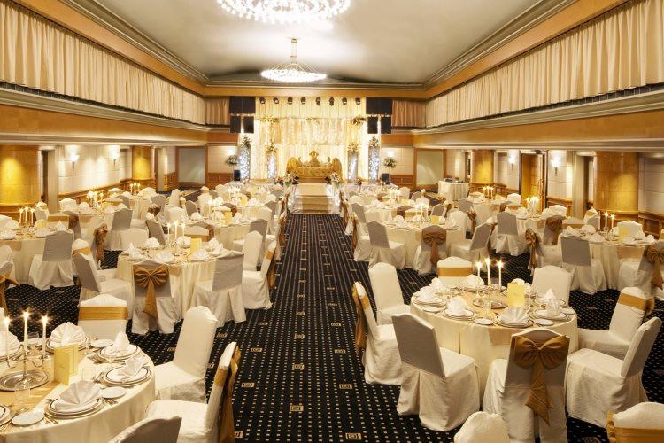 Jood Palace Dubaï - Salle de réception