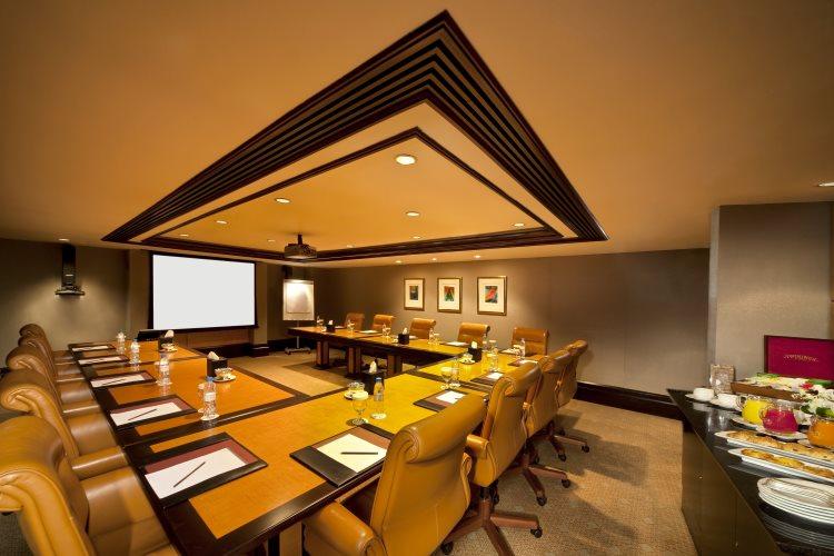 Jood Palace Dubaï - Salle de réunion
