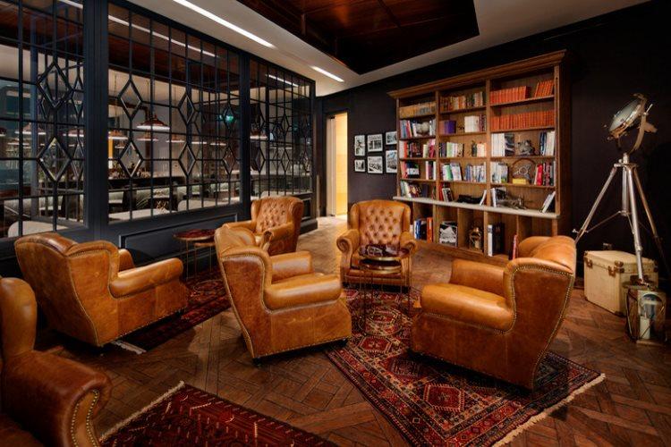 Jumeirah Emirates Towers - Cigar Lounge