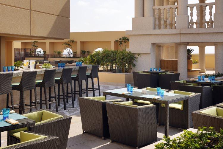 Marriott Al Jaddaf - AquaChill