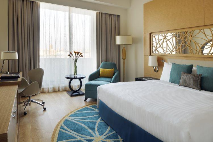 Marriott Al Jaddaf - Chambre