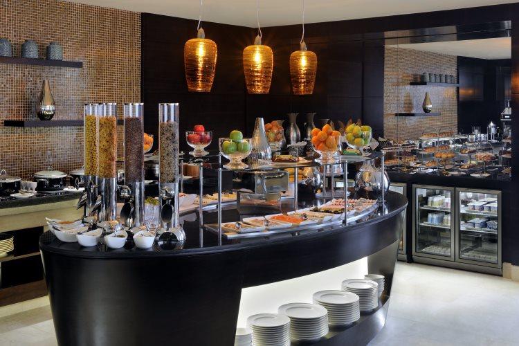 Marriott Al Jaddaf - Executive Lounge