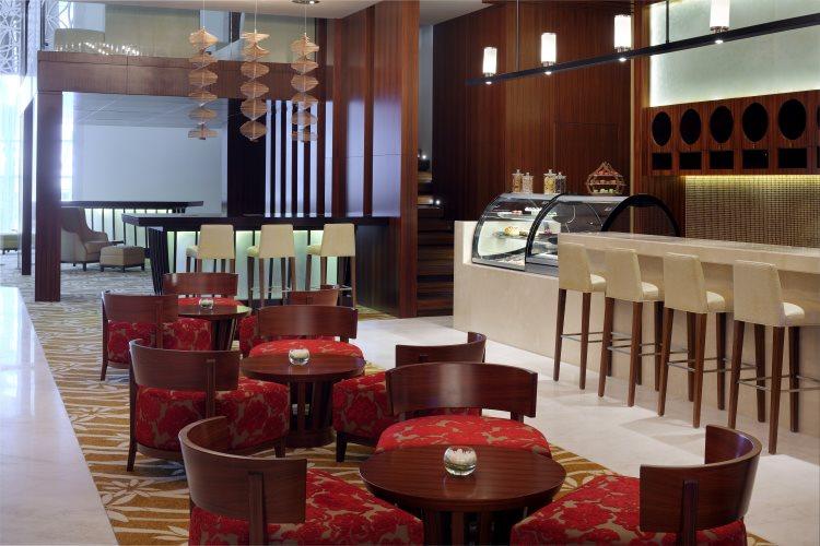Marriott Al Jaddaf - Lobby Lounge