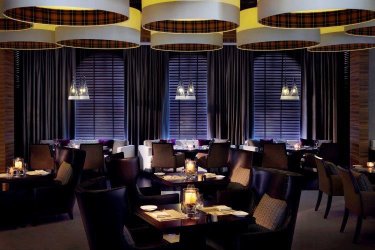 Marriott Al Jaddaf - Scots American Grill