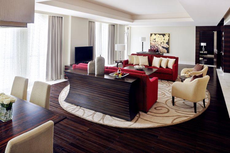 Marriott Al Jaddaf - Suite Présidentielle