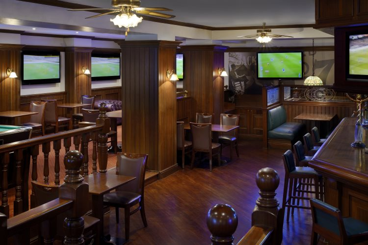 Mövenpick Hôtel Bur Dubaï - Bar Somerset's