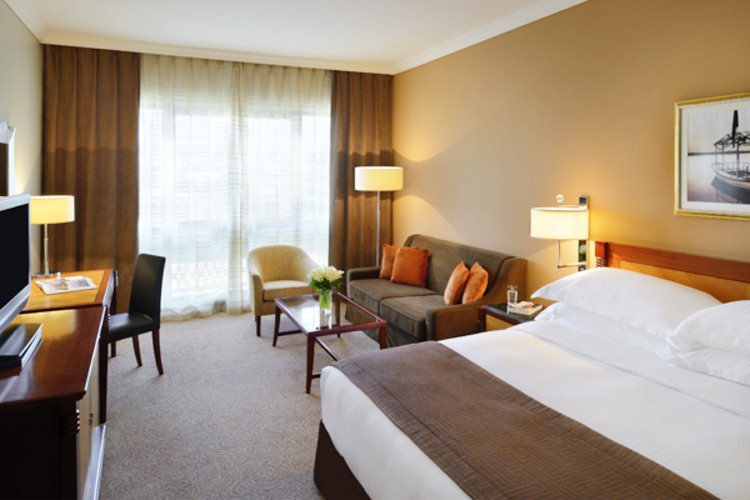 Mövenpick Hôtel Bur Dubaï - Chambre Deluxe