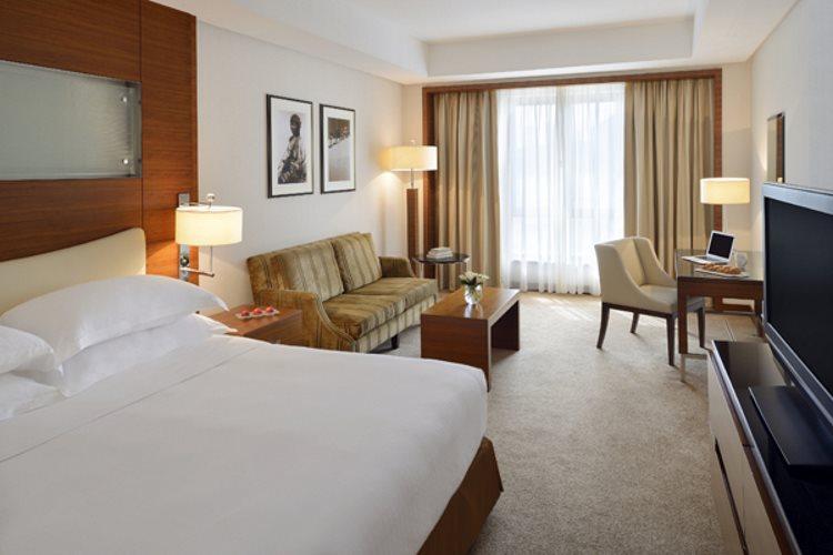 Mövenpick Hôtel Bur Dubaï - Chambre Exécutive