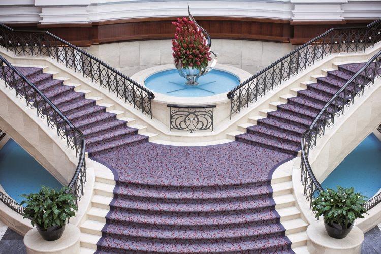 Mövenpick Hôtel Bur Dubaï - Lobby