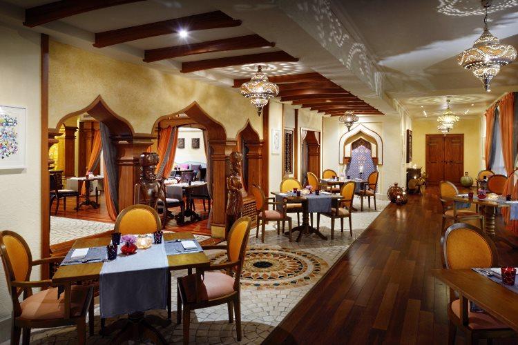 Mövenpick Hôtel Bur Dubaï - Restaurant Chutney's