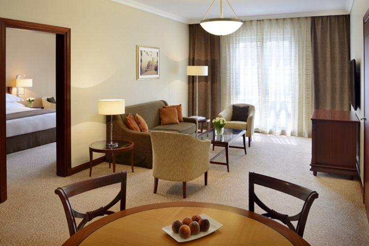 Mövenpick Hôtel Bur Dubaï - Suite Deluxe