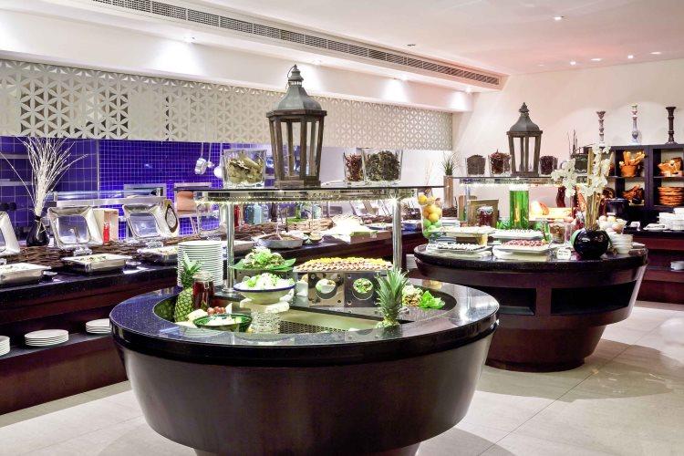 Novotel Deira City Centre - Restaurant