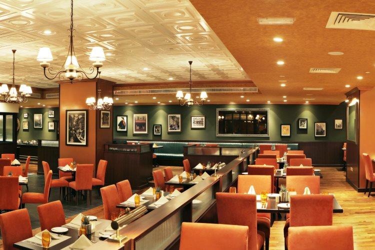 Park Regis Kris Kin - Restaurant Le Metro