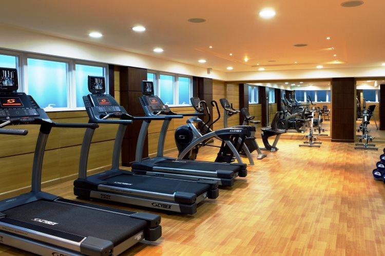 Park Regis Kris Kin - Salle de gym