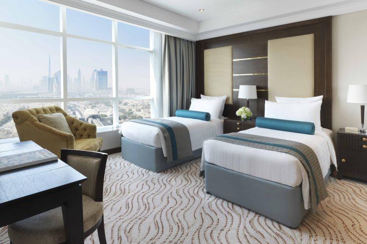 Park Regis Kris Kin - Suite Burj 2 Chambres - Chambre Double