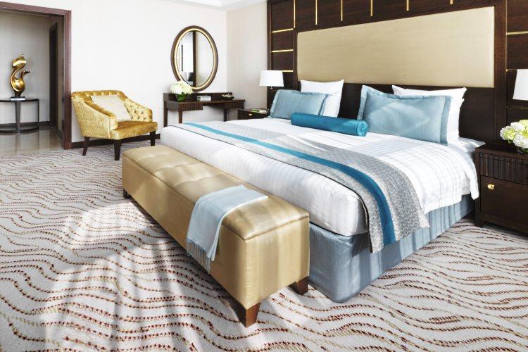 Park Regis Kris Kin - Suite Burj 2 Chambres - Chambre King