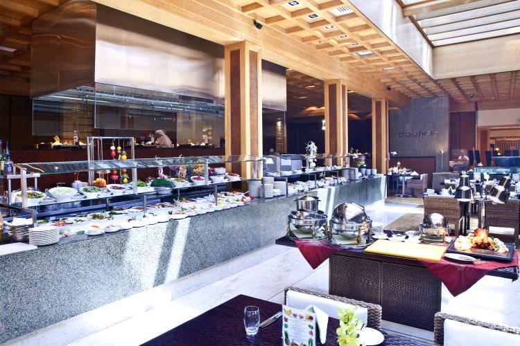 Radisson Blu Deira Creek - Restaurant Boulvar - Buffet