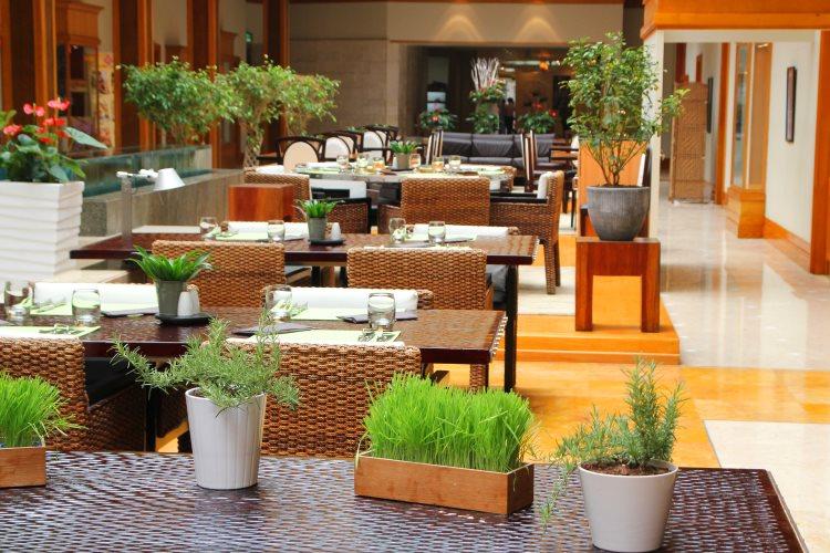 Radisson Blu Deira Creek - Restaurant Boulvar