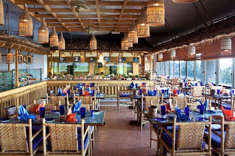 Radisson Blu Deira Creek - Restaurant Fish Market