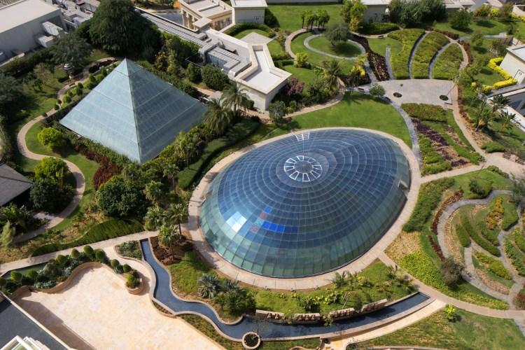 Raffles Dubaï - Jardins