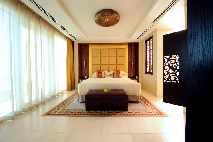 Raffles Dubaï - Suite Diplomatique - Chambre