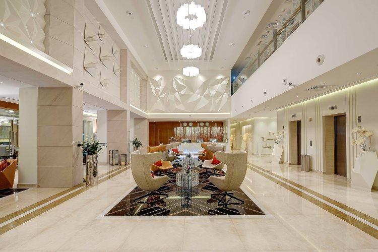 Royal Continental Dubaï - Lobby
