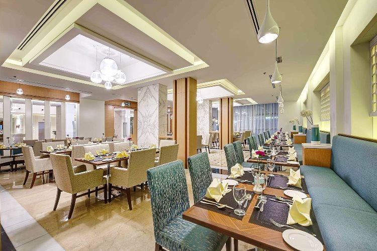 Royal Continental Dubaï - Restaurant Oasis