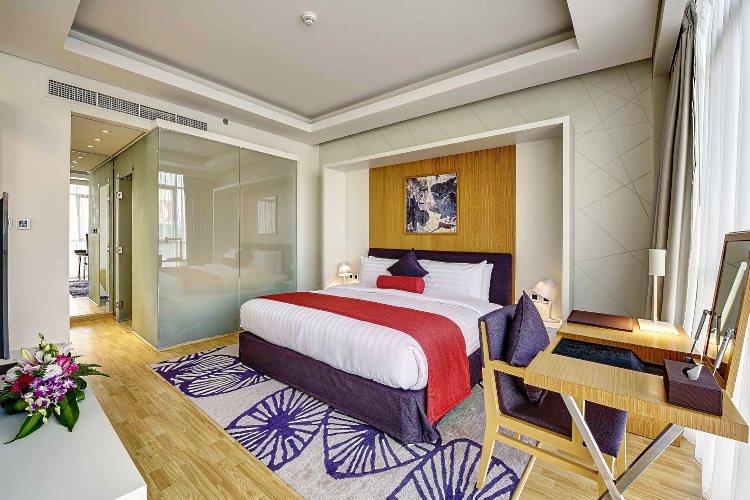 Royal Continental Dubaï - Suite Junior