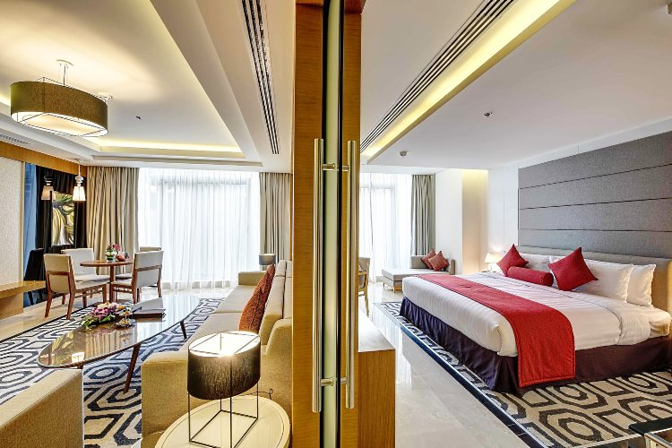 Royal Continental Dubaï - Suite Présidentielle