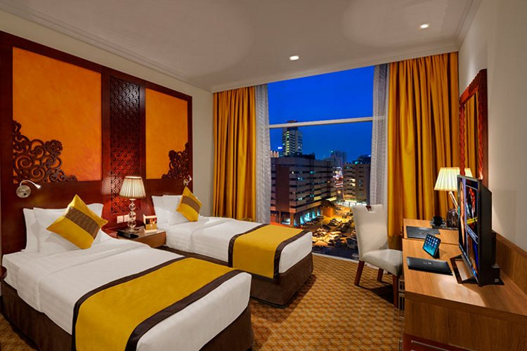 Suba Hotel - Chambre Double