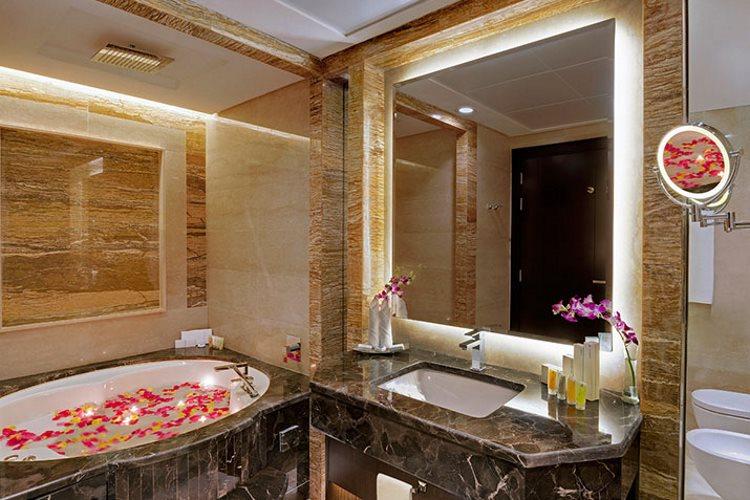 Suba Hotel - Salle de bains