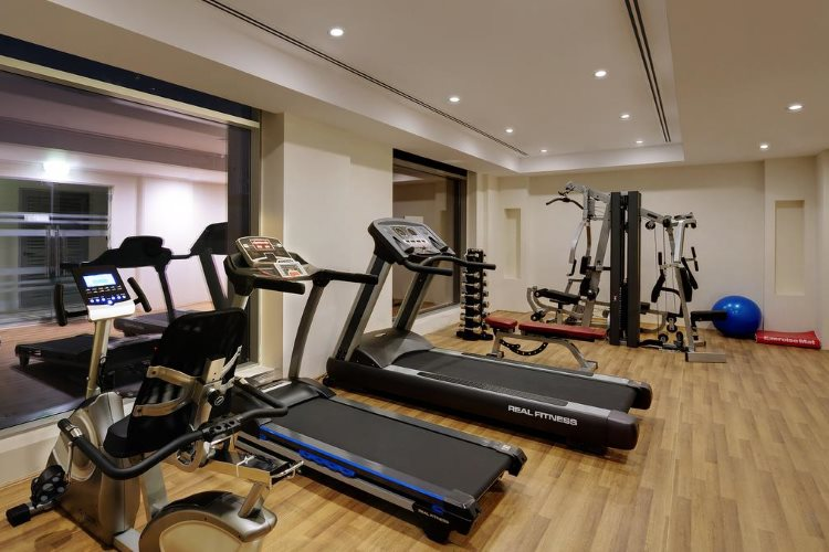 Suba Hotel - Salle de fitness