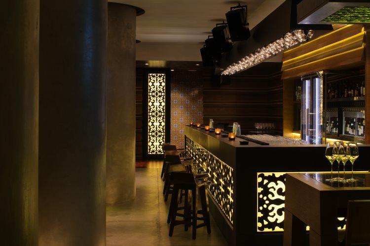 Conrad Dubaï - Cave - Bar à vin