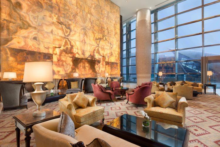 Conrad Dubaï - Lobby Lounge