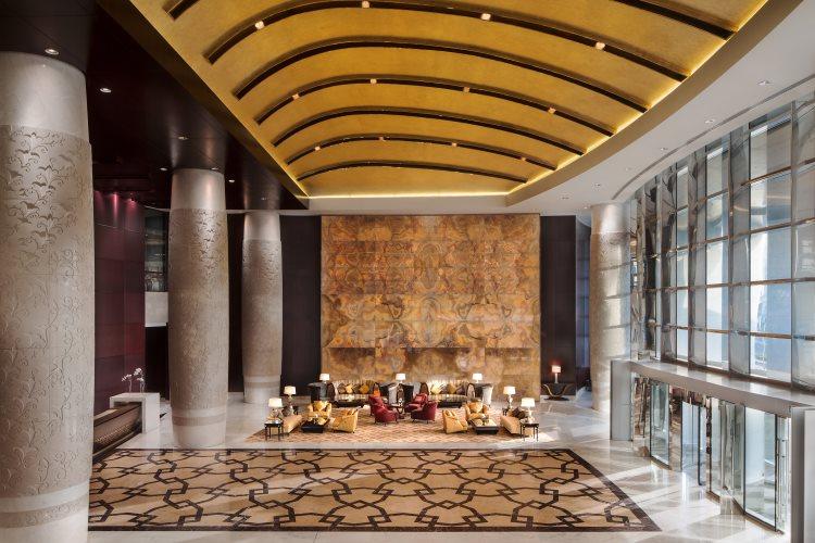 Conrad Dubaï - Lobby