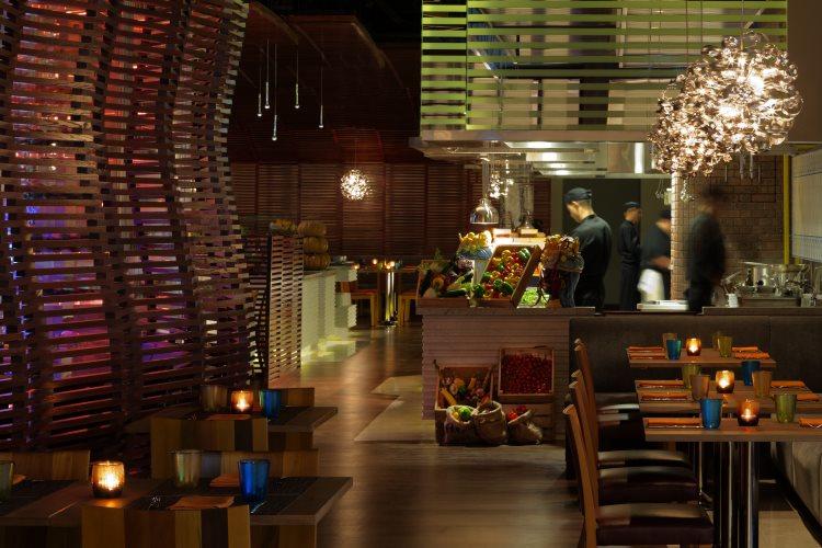 Conrad Dubaï - Restaurant Ballaro